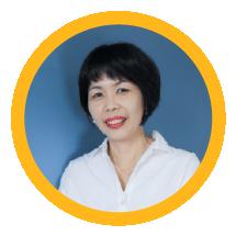 Headshot of Judy Ho